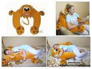 Подушка-игрушка для беременных и кормления